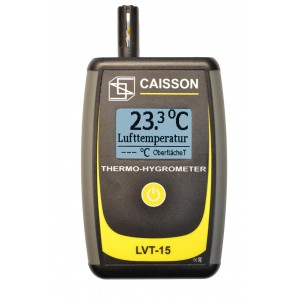 Lvt 15 luchttemperatuurmeter hygrometer - Caisson scrigno prijs ...