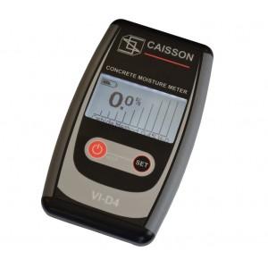 Vi d4 beton vochtmeter met contact elektroden - Caisson scrigno prijs ...