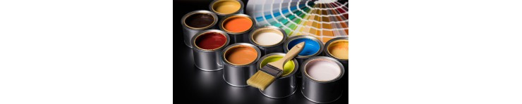 Kleurenpaletten